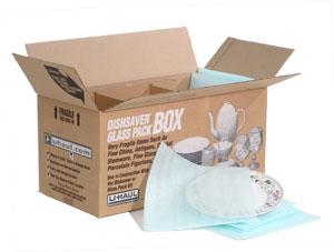 Self Storage and Dish Saver Kit