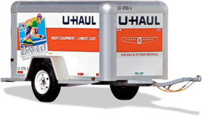 Storage and U-Haul Trailers