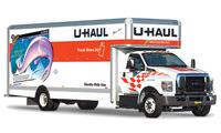 U-Haul  26' Large  Rental Truck